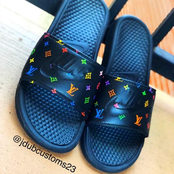 Louis Vuitton Shoes | Lv X Nike Custom